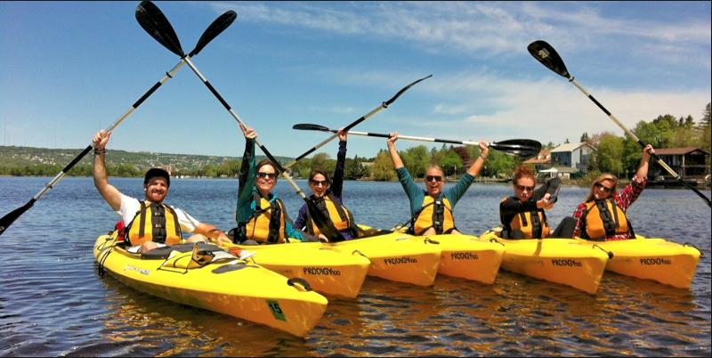 Kayak Tours - $45 pp (4 passengers min)