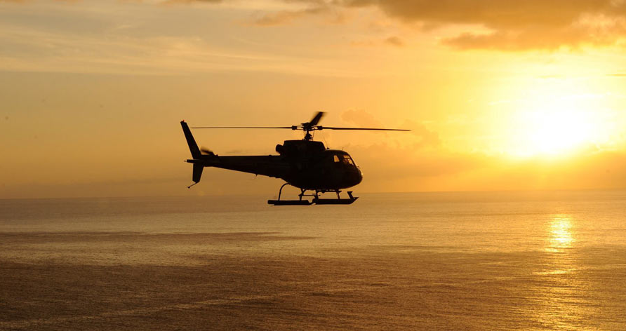Helicopter Tours – $65 pp (3 passengers min)