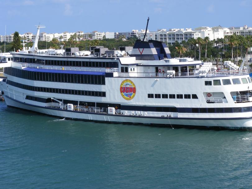 Victory Casino Boat - $30 pp (4 passengers min)