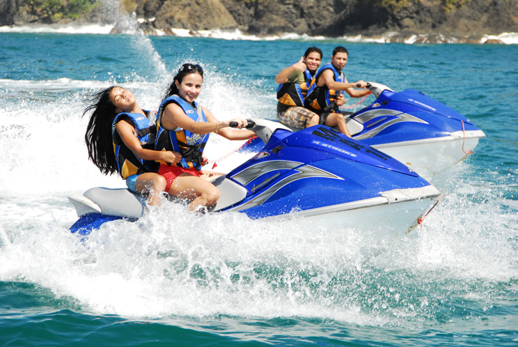 Jet Ski Tour - $69 pp for 2 hr tour (4 passengers minimum)